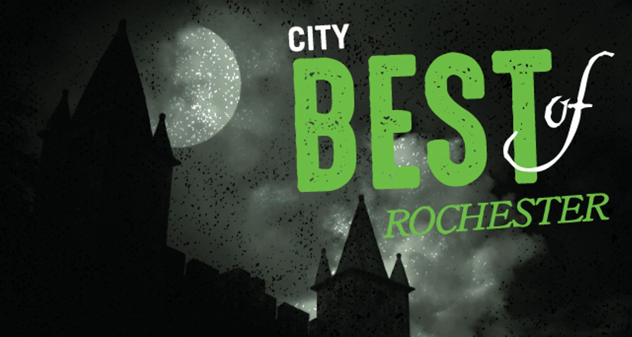 Best of Rochester Surprise!