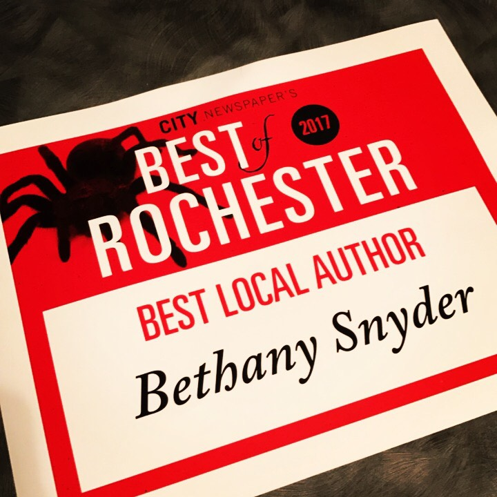 Thanks, Rochester!